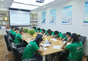 德瑞亚空压机专业知识内部培训与考试
