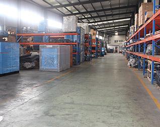 德瑞亚工厂生产环境