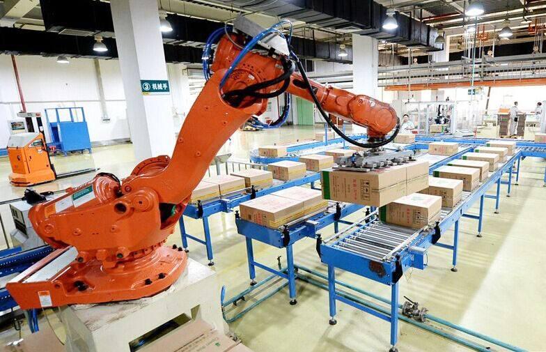 上海某机器人有限公司选择德瑞亚空压机成功案例