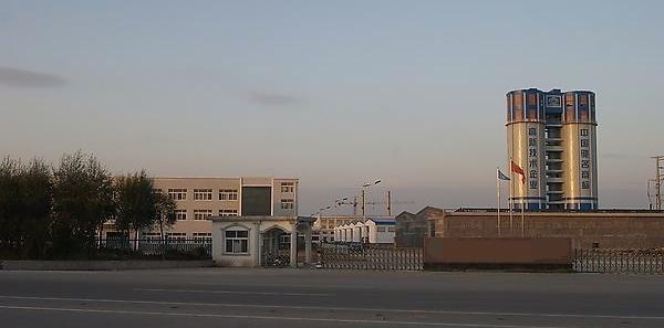 源自兄弟公司的保证——德瑞亚DRC-120A机器应用于吉安化工厂