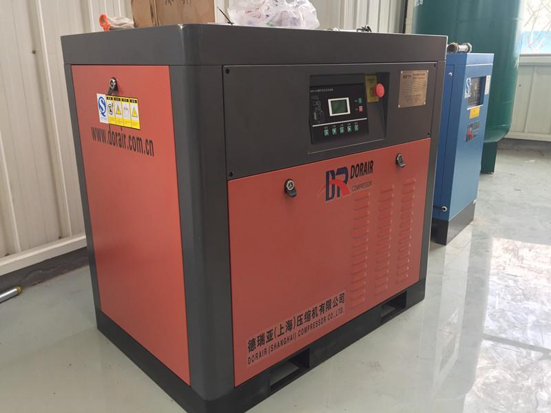 德瑞亚空压机在上海昂华智能智造应用